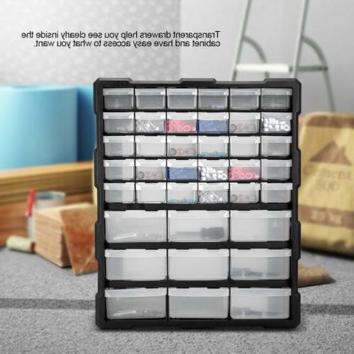 Storage Organizer 39/60 Drawer Bin Garage