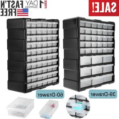 storage organizer cabinet plastic 39 60 drawer