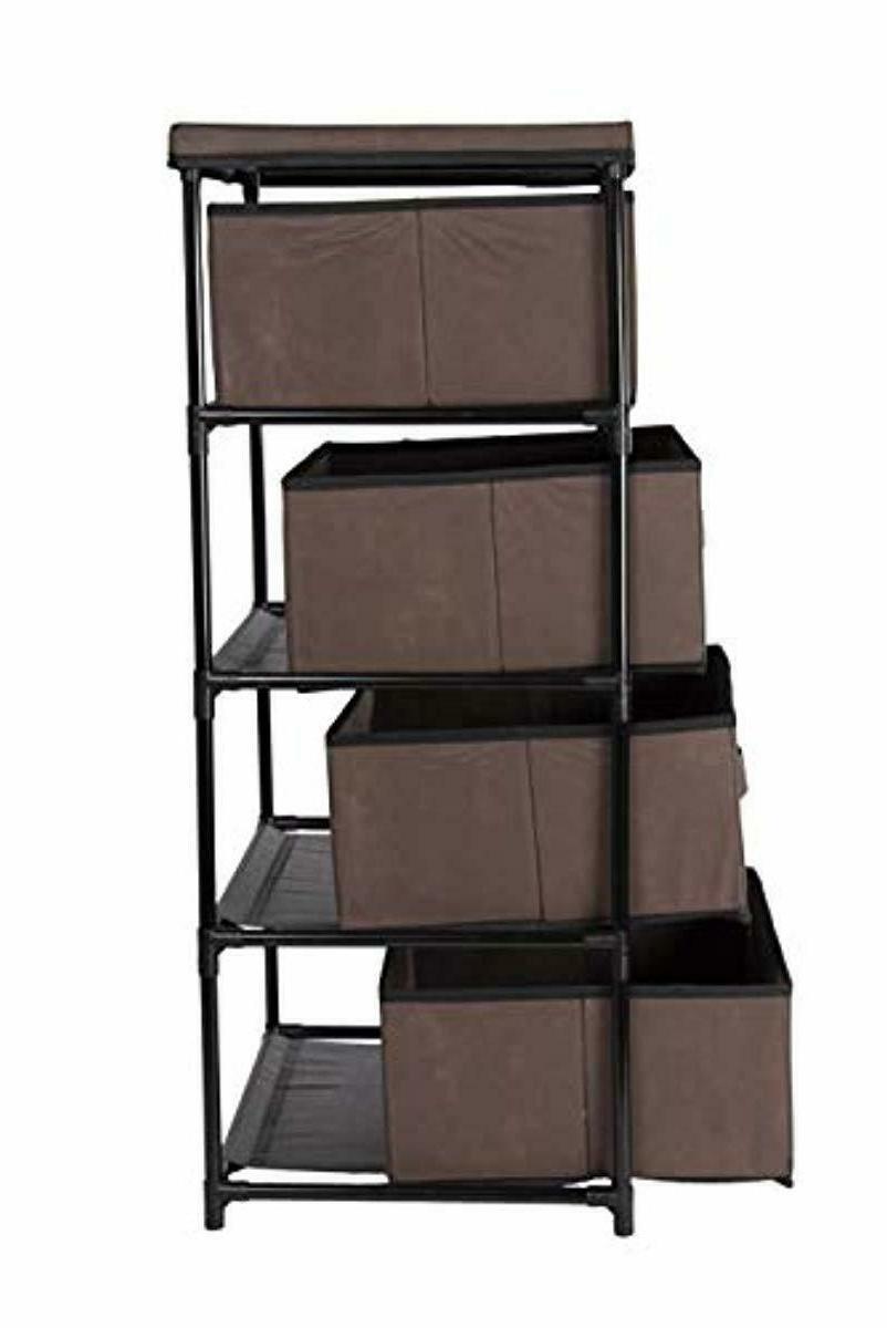 Storage Bin Cabinet Box New