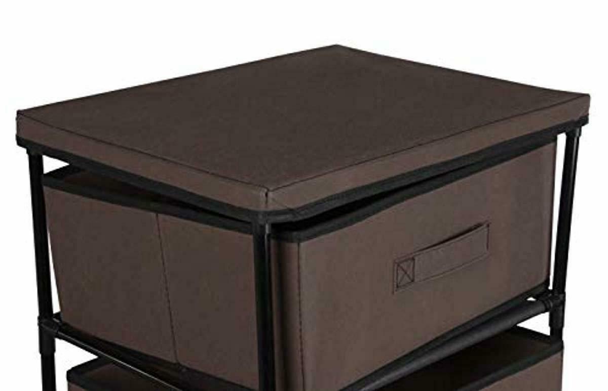 Storage 4 Bin Box New