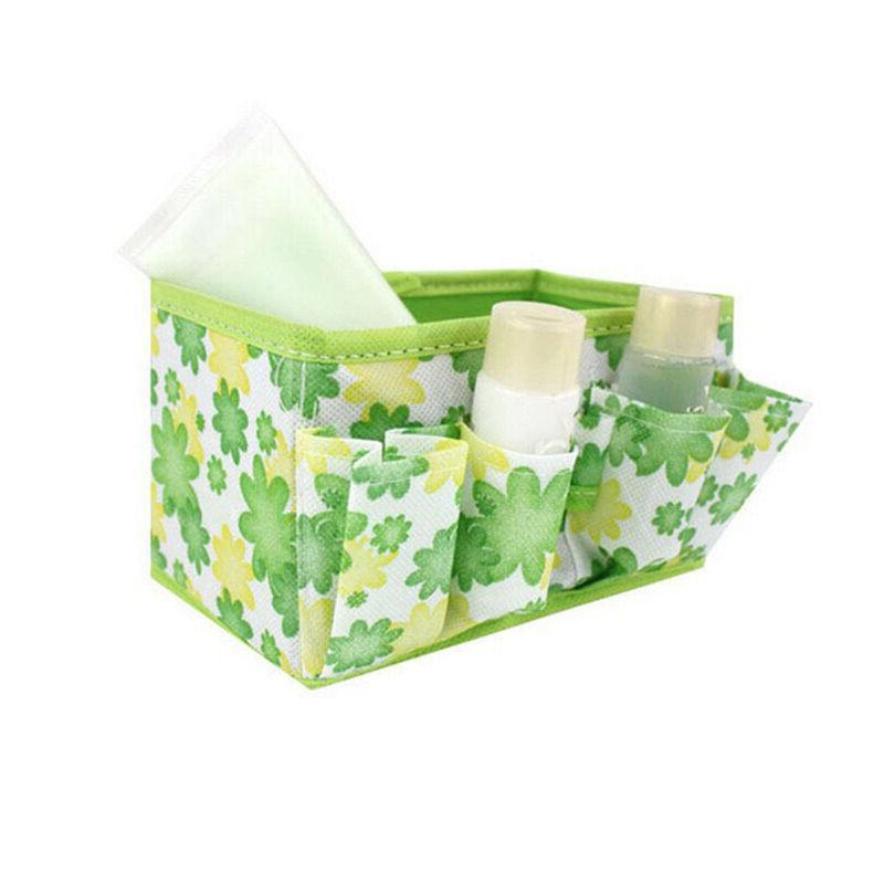 Table Cosmetic Underwear Organizer Bag Container