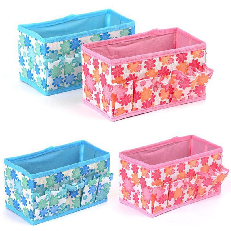 Table Storage Underwear Organizer Container