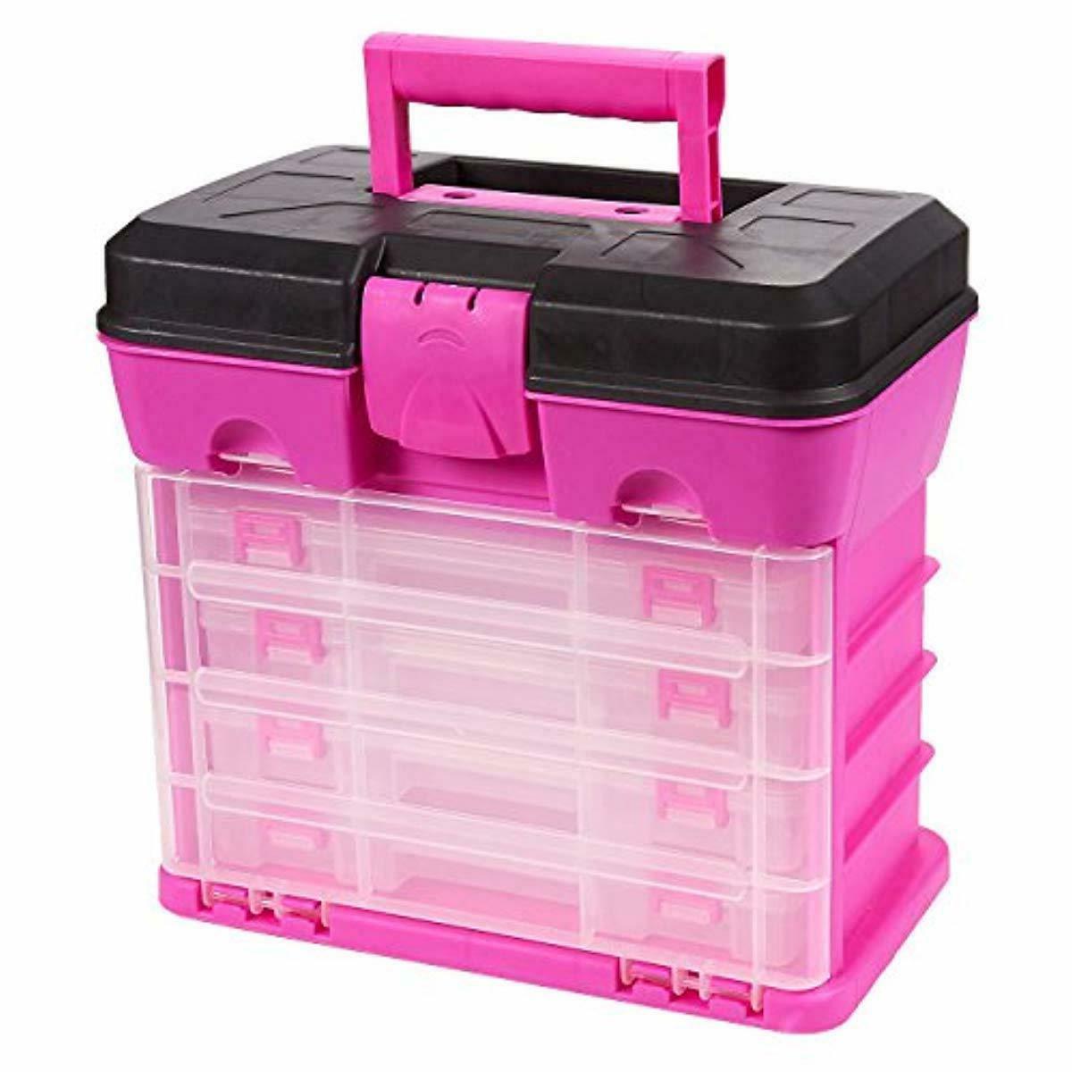 tool box organizer includes 4 13 compartment