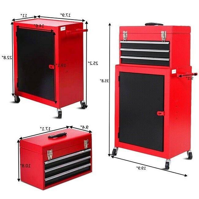Tool Cabinet Storage Tool Garage Toolbox Mini