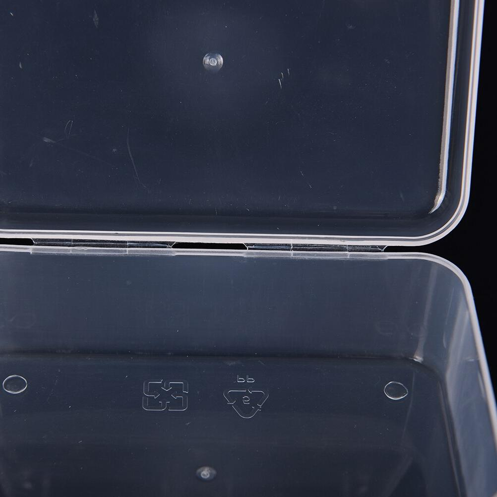 Transparent Jewelry for Collection Element Small Case Case