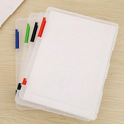 Transparent Storage Box A4 Box