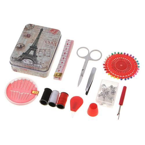 Travel and Thread Kit with Storage for Supplies