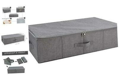 under bed storage container underbed shoe storage