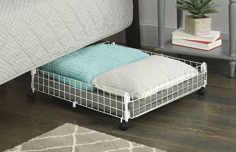 Storage Bed Organizer Hidden Box
