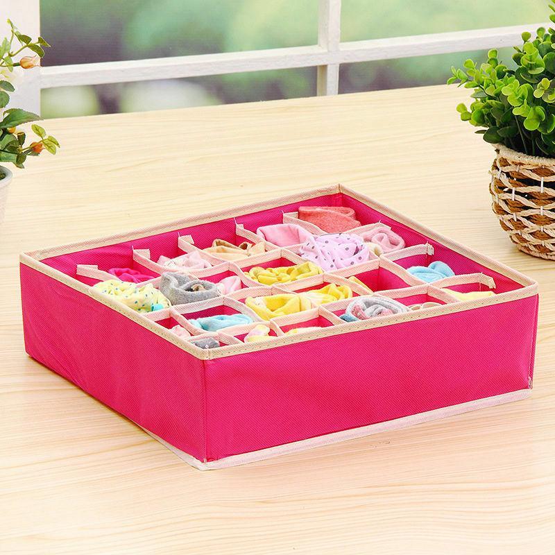 4PCS Drawer Storage Box Case For US