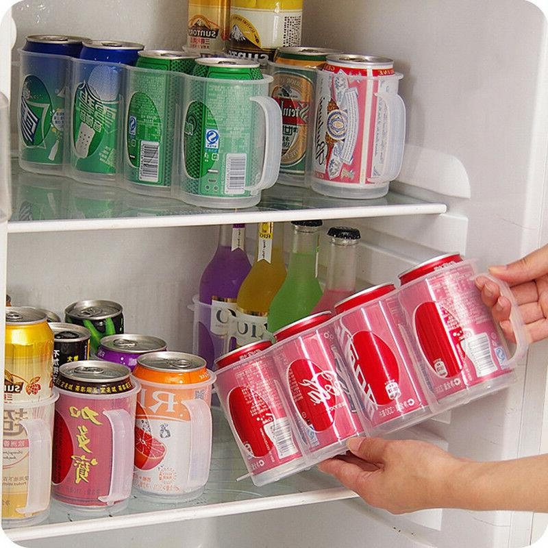 Useful Refrigerator Storage Box Kitchen Accessories Space-saving