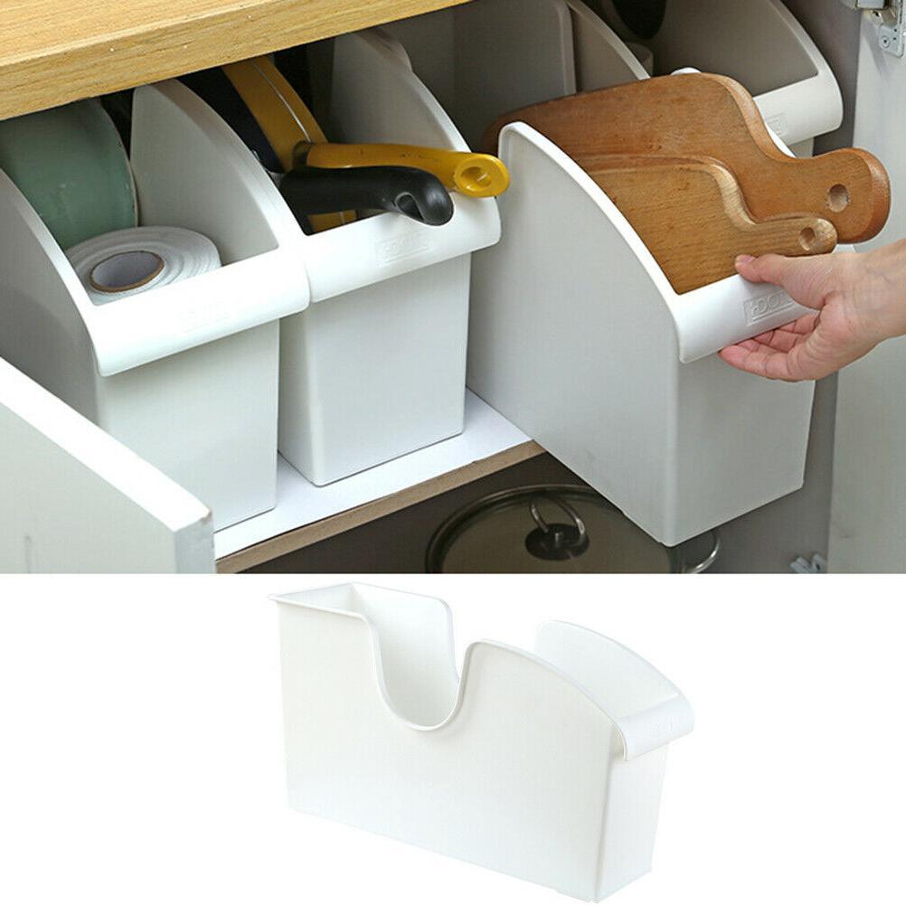 Utility Basket Organizer Pot Holder Pan