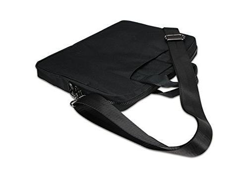 Veronica Bag,Beautiful Floral Portable Laptop Bag/messenger bag/Notebook Computer Crossbody Strap Detachable.