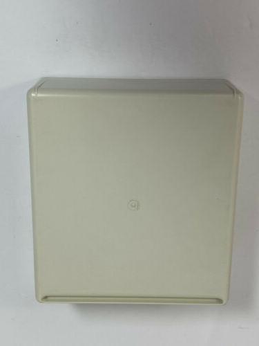 Vintage Disk Holder Storage Fan File