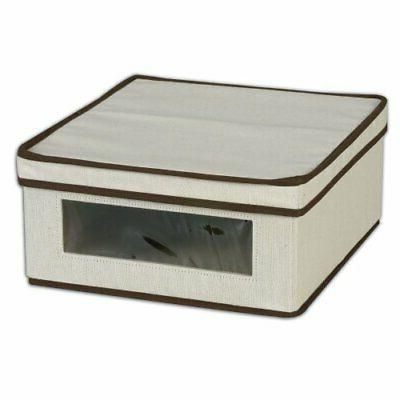 Household Essentials Vision Collection Storage Box