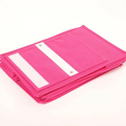 Wardrobe Bag Drawer Hanging Holder Rack