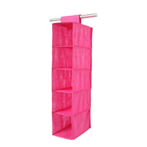 Wardrobe Storage Drawer Box Holder