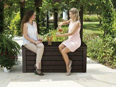 Keter Storage Patio Garden