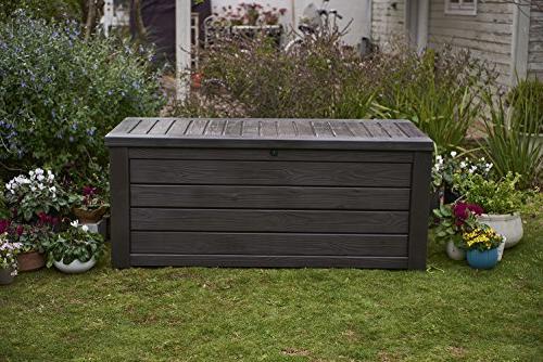 Keter Storage Patio Furniture Gal,