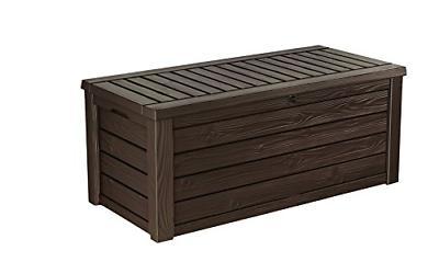 westwood plastic deck storage container
