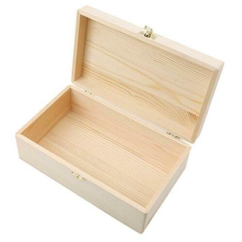 Lid Boxes Decor Chest