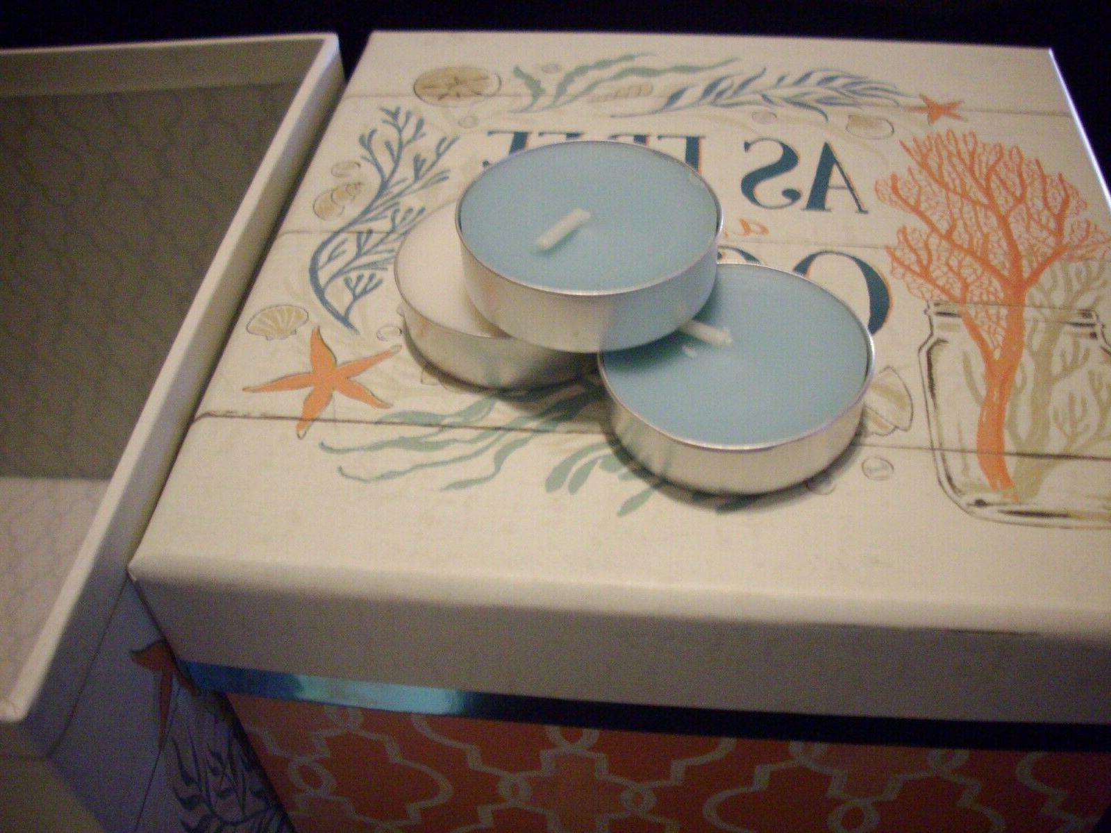 """""""YOU ME and SEA"""" Decorative Boxes Set of"""