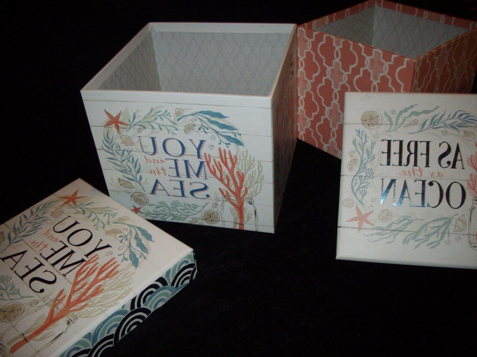 """YOU ME SEA"" Boxes"