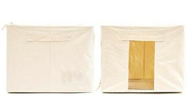 Zipper Fabric Foldable