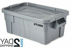 Large Plastic Storage Box Containers Organizer Wheeled Trunk