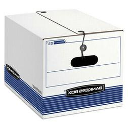 Bankers Box Liberty Medium-Duty Storage Boxes, Letter/Legal,