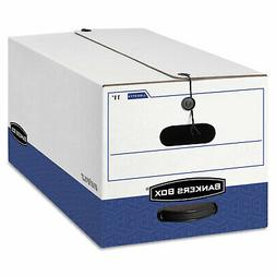 Bankers Box LIBERTY Heavy-Duty Strength Storage Box Letter 1