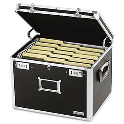 Vaultz VZ01008 Locking File Chest, Letter/Legal, 17 1/2 x 14