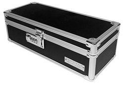 Vaultz Locking Medicine Storage Box, 3.75 x 11.88 x 5.25 inc