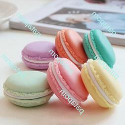 Lovely Candy Color Mini Macarons Jewelry Earrings Outing Sto