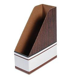 Bankers Box Magazine File Holders, Letter, 12 Pack