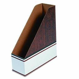 Bankers Box Magazine File Holders, Oversized Letter, 12 Pack