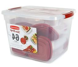 Heim Concept Premium Meal Prep Food Containers Compact Stack