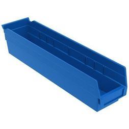 Akro-Mils 30174 Plastic Storage Shelf Bin 23-5/8 x 11-1/8 x