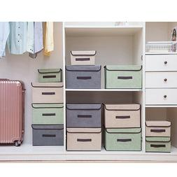 Multi Cloth art dustproof sorting box Drawer Unit Organizer