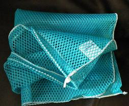 NEW 2 Outdoor Products Mesh BLUE  BAG 25X 26 Beach Storage L