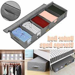 New Home Organizer Foldable Under Bed Storage Case Box Conta