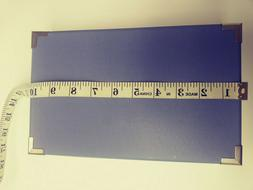 New Opened IKEA KASSETT Storage Box 2 pack & Lid Light Blue