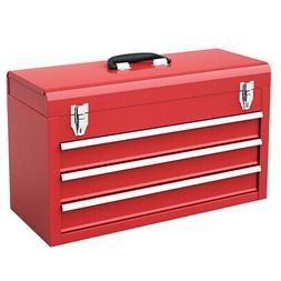 Portable Tool Chest Box Storage Cabinet Garage Mechanic Orga