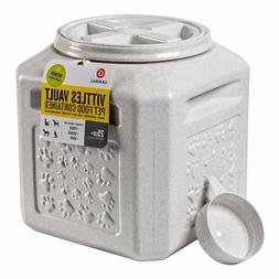 NEW Gamma2 Vittles Vault Plus 25 lb Pet Food Storage Contain