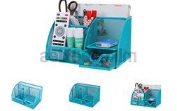 office supplies mesh desk organizer pen holder