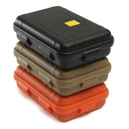 Outdoor Waterproof Seal Survival Case Storage Container Carr