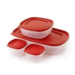 Rubbermaid 8 Piece Party Pack