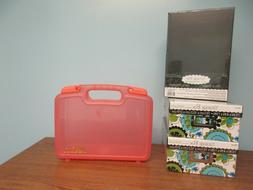 PHOTO BOX AND CRAFT STORAGE