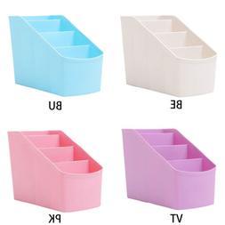 Plastic Organizer Storage Box For Tie Drawer Cosmetic School
