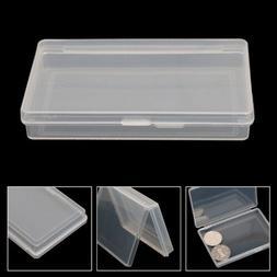 Plastic Storage Box Jewelry Craft Nail Arts Beads Container
